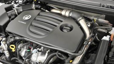2012 Vauxhall Astra VXR engine