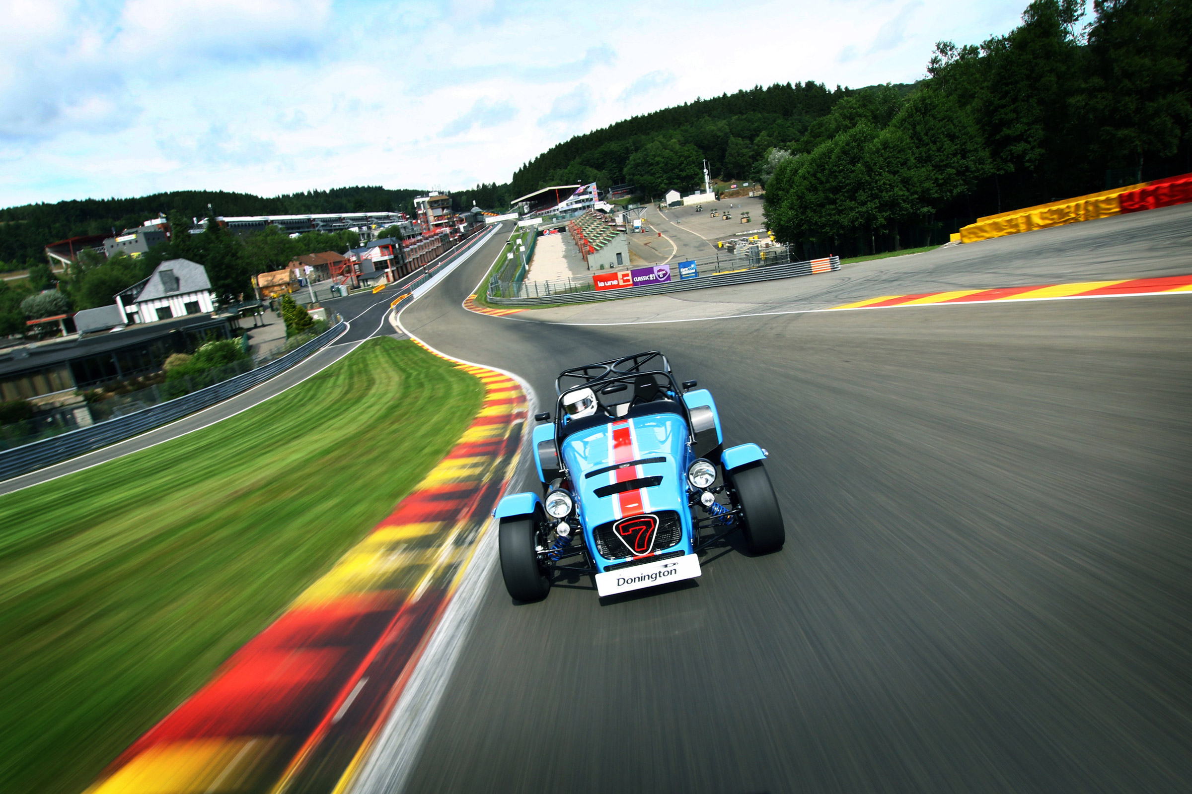 Caterham Seven review – the iconic British track car is