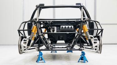 Kimera Automobili 037 –chassis rear