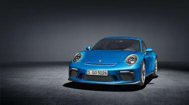 Porsche 911 GT3 Touring - Front