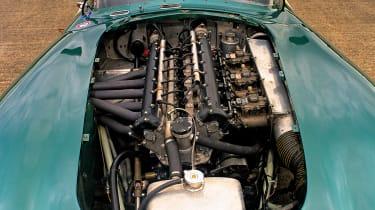 Aston Martin DBR1 engine
