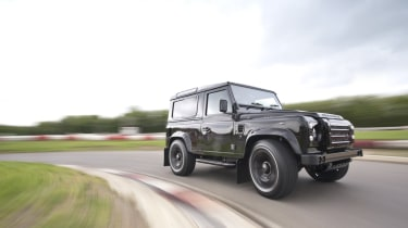 Urban Truck Land Rover Defender Ultimate Edition
