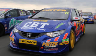 Pirtek Honda Civic British Touring Car
