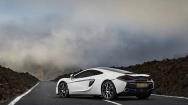 McLaren 570GT Sport Pack MY18 - rear