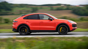 Porsche Cayenne Turbo Coupe -