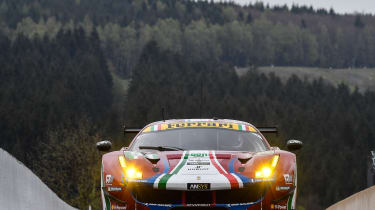 WEC Spa 6 hrs - Ferrari 488