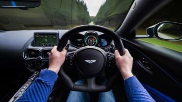 Aston Martin Vantage UK - wheel
