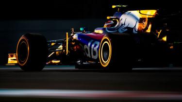 F1 Round 20 - TR