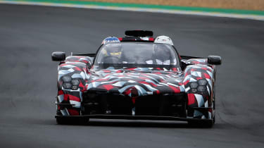Toyota Gazoo Racing GR Super Sports Concept