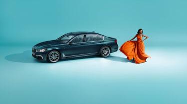 BMW 7-series 40 Jahre