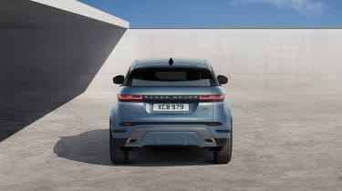 Range Rover Evoque - rear