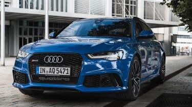 Audi RS6 Nogaro Edition