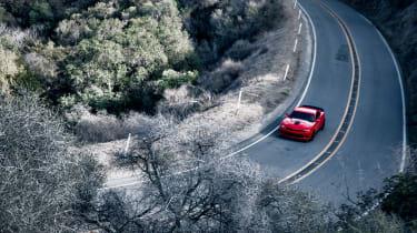 Chevrolet Camaro Z/28 Driving shot