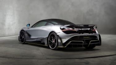 Mansory 2018 - 720S rear
