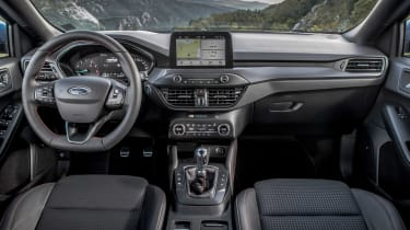 Ford Focus ST-Line review - interior