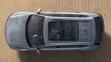Volkswagen Tiguan Allspace - Plan view