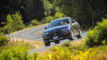 Maserati Levante MY19 GL - front quarter