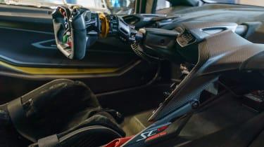 Lamborghini Essenza SCV12 – dash