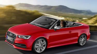 Audi S3 Cabriolet revealed