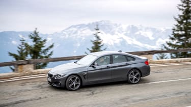 2017 BMW 4 Series Gran Coupe - Side