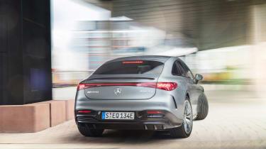 Mercedes-AMG EQS53 – rear