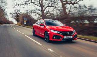 Honda Civic review - tracking