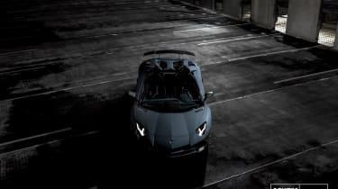 Novitec Lamborghini Aventador SV - front