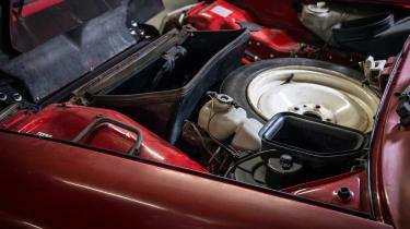 Renault 5 Turbo 2 Evolution Type 8221 – engine