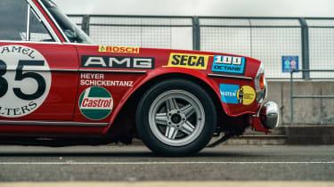 Mercedes-Benz 300 SEL 6.8 AMG 'Rote Sau' - Wheel