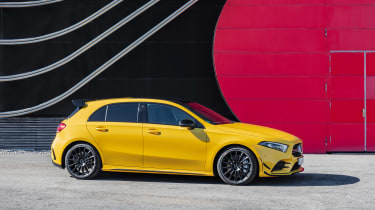 Mercedes-AMG A35 - profile