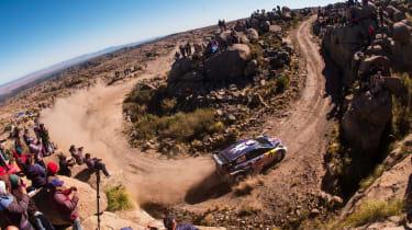 WRC R5 Argentina - Hyundai 3