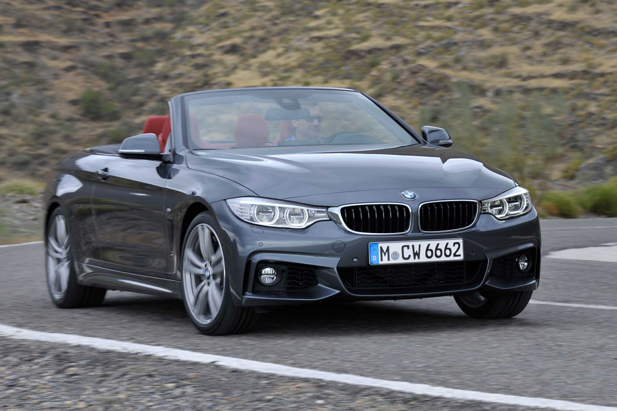 Bmw 435i Cabriolet Review Price Specs And 0 60 Time Evo