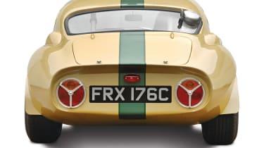 IWR Lotus Elan Coupe - rear
