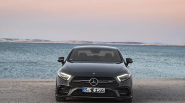 Mercedes-AMG CLS53 – fromt