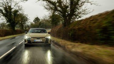 Audi RS e-tron GT evo - tracking
