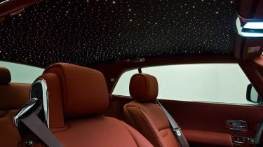 Rolls-Royce Phantom Coupe interior