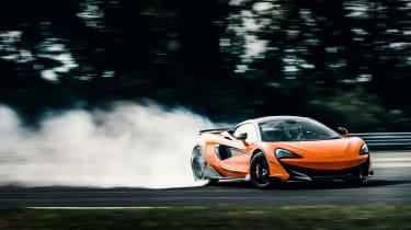 McLaren 600LT first drive - slide