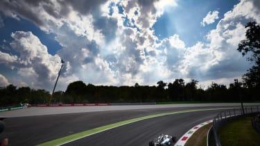 Formula One Round 13 - Mercedes