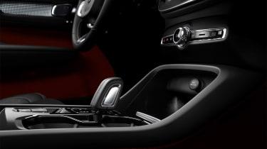 Volvo XC40 - console