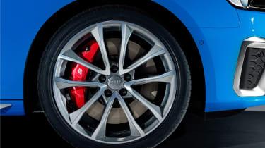 Audi S4 - wheels
