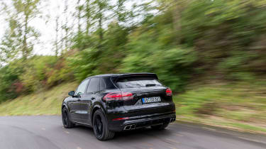 2018 Porsche Cayenne Turbo - Rear