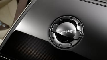 Bugatti Veyron 'Jean Bugatti' unveiled at the Frankfurt motor show