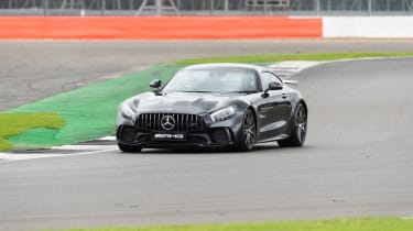 Mercedes-AMG GT R - Front
