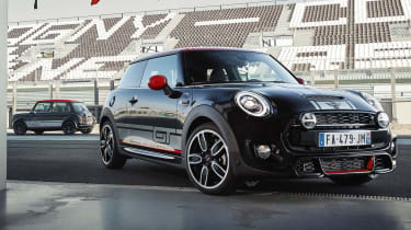 Mini Cooper S GT Edition - front