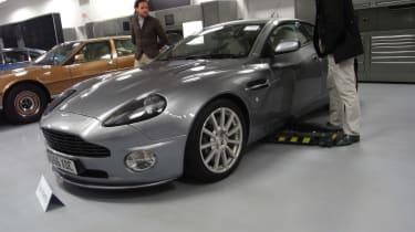Aston Martin Works auction - Vanquish