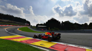 F1 Spa 2017 - red bull