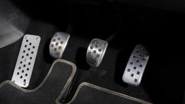 Renaultsport Megane 265 Trophy pedals