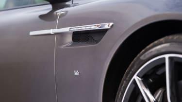 Aston Martin DB9 GT wing vent