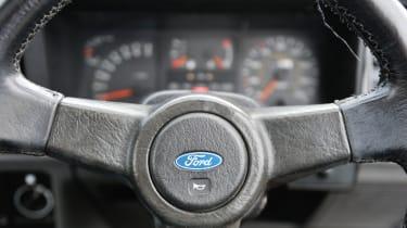 Ford Sierra RS500 Cosworth - Steering wheel
