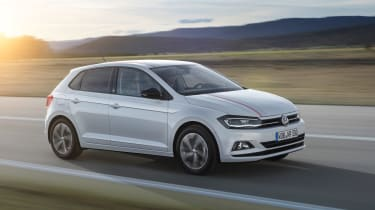 2017 Volkswagen Polo - Beats front driving 2